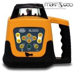 Niwelator laserowy Nivel System NL 300G zielona wiązka