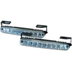 Zestaw lamp samochodowych do jazdy dziennej LED DINO 610792, 24 diody LED, 12 V