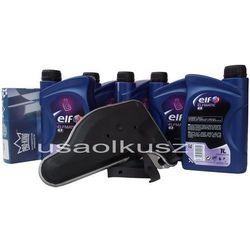 Filtr oraz mineralny olej ATF III automatycznej skrzyni biegów Chevrolet Venture