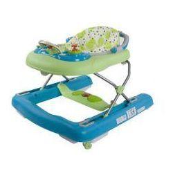 Chodzik trzyfunkcyjny zielono niebieski Sun Baby BG-1113/D5/ZN