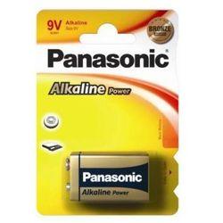 Panasonic Bateria alkaliczna 6LR61 9V 09303