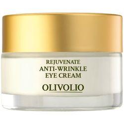 Olivolio Przeciwzmarszczkowy krem pod oczy z oliwą,skwalenem i kofeiną 30ml