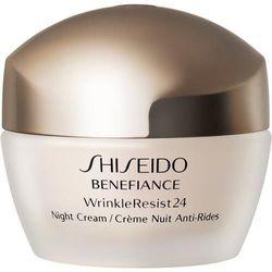 Shiseido Benefiance Wrinkle Resisit 24 Night Cream Przeciwstarzeniowy krem na noc 50ml