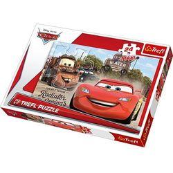 Puzzle TREFL Maxi Auta 2 14224 (24 elementy)