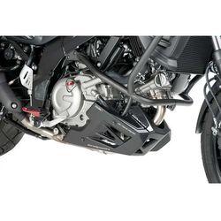 Spoiler silnika PUIG do Suzuki DL650 V-Strom / XT (czarny mat)