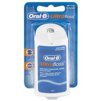 Oral-B Ultra Floss (U) nić dentystyczna 50m + próbka perfum gratis do zamówienia