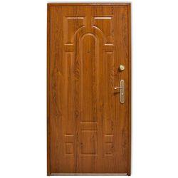 Drzwi wejściowe Monaco 90 lewe Evolution Doors
