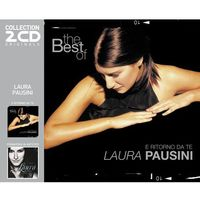 Laura Pausini - BEST OF,THE/PRIMAVERA IN ANTIC