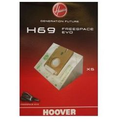 Wyposażenie HOOVER H69