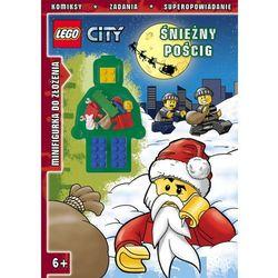 Lego City. Śnieżny pościg. (opr. miękka)