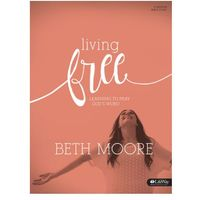 LIVING FREE BIBLE STUDY BOOK