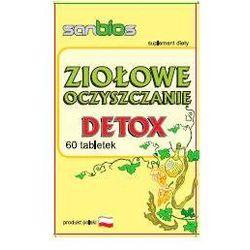 Ziołowe oczyszczanie - DETOX (60 tabletek)