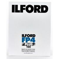 Ilford Film FP4 Plus 6,5X9cm/25 arkusz
