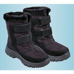Buty zimowe męskie