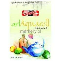 Blok Akwarelowy ArtAquarell A4 10ark 300g