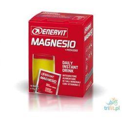 Magnez+potas 10x15g - pomarańcz ENERVIT
