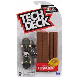 Tech Deck Street Hits Picnic Table Zestaw z deskorolką