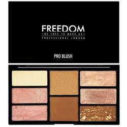 Freedom, Pro Blush Palette Bronze And Baked, Zestaw do makijażu Darmowa dostawa do sklepów SMYK