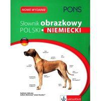 Słownik obrazkowy Polski Niemiecki. (opr. kartonowa)