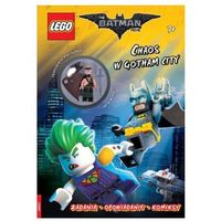 Chaos w Gotham City. Lego Batman Movie