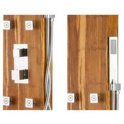 Corsan Jura panel prysznicowy drewniany W-013