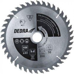 Tarcza do cięcia DEDRA H13030 130 x 20 mm do drewna