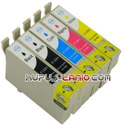 .T1285 tusze do Epson (5 szt., BT) tusze Epson SX235W, Epson SX130, Epson SX125, Epson S22, Epson SX230, Epson SX420W, Epson SX425W