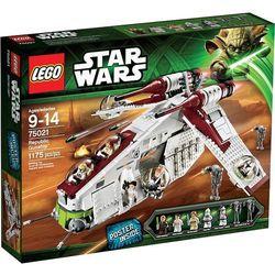 Lego STAR WARS Republic gunship 75021 wyprzedaż