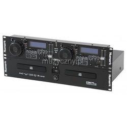 Numark CDN-77 USB - podwójny odtwarzacz CD/CD-R / MP3 / USB Płacąc przelewem przesyłka gratis!