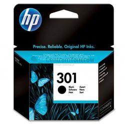 HP oryginalny ink CH561EE, No.301, black, 190s, HP Deskjet 1000, 1050, 2050, 3000, 3050