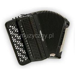 Fisitalia 58.44-FB 58(87)/4/15+4C 120(58)/6(2)/6 akordeon guzikowy z konwertorem (czarny) Płacąc przelewem przesyłka gratis!