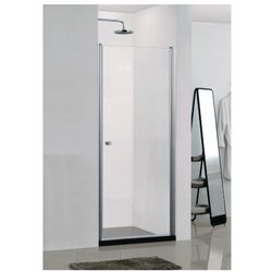 SIMPLY FLEX Drzwi prysznicowe do wnęki 80x195 EN1480