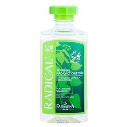 Farmona Radical Thin & Delicate Hair szampon wzmacniający do zwiększenia objętości + do każdego zamówienia upominek.