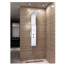 9502 Panel prysznicowy, biały