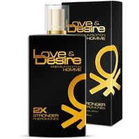 Feromony Love Desire GOLD men 100 ml