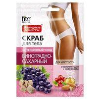 Fitocosmetic - Cukrowo-winogronowy peeling do ciała UJĘDRNIAJĄCY