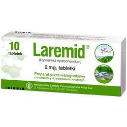 Laremid tabl. 2 mg 10 tabl. (blister)