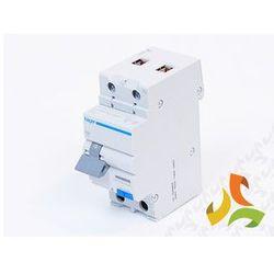 ADA940D (AD940J) Wyłącznik różnicowoprądowy, różnicówka z modułem nadprądowym 6KA,40A,30mA,2bieg.typA HAGER