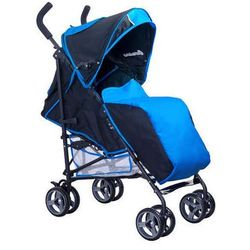 Wózek spacerowy Luvio niebieski