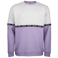 bluza SANTA CRUZ - Mixtape Crew Athletic Heather/Violet (ATHLETIC HEATHER-VIO) rozmiar: L