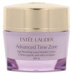 Estee Lauder Advanced Time Zone Age Reversing Line Przeciwzmarszczkowy krem do skóry normalnej i mieszanej 50 ml