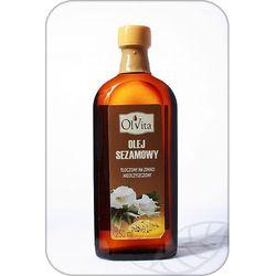 Olvita: olej sezamowy - 250 ml