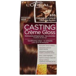 Casting Creme Gloss farba do włosów 635 Czekoladowy Cukierek
