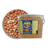 TROPICAL Pond Pellet Mix Size M - pokarm o niskiej zawartości fosforu worek 1l/110g