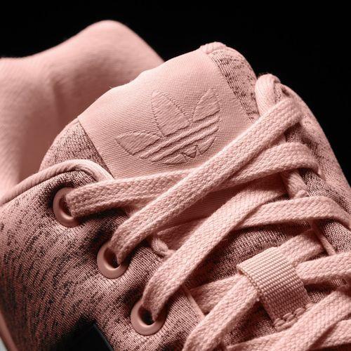 Adidas Buty zx flux w (bb2260) łososiowy   czarny , Adidas
