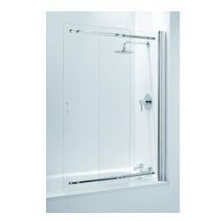 Parawan nawannowy Coram Showers Sliding, szer. 650-1065 mm / wys. 1400 mm SSL2105 CUC