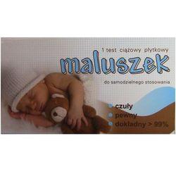MALUSZEK test ciążowy