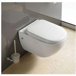 BENITO Miska WC wisząca + deska wolnoopadająca