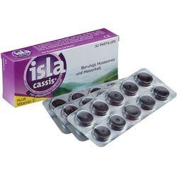 Isla-Cassis - tabletki do ssania