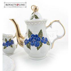 Porcelanowy Zestaw Deserowy